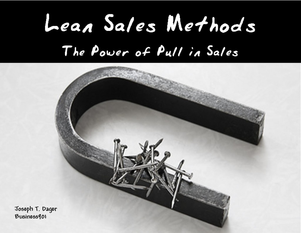 Lean Sales Methods