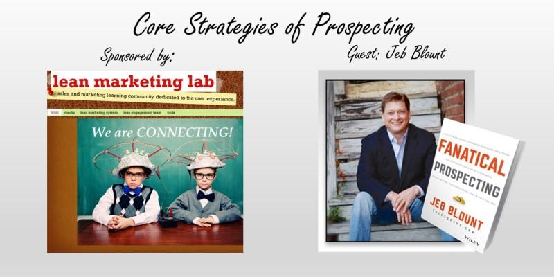Core Strategies of Sales Prospecting