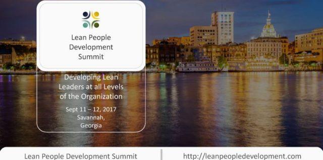 Lean People Development