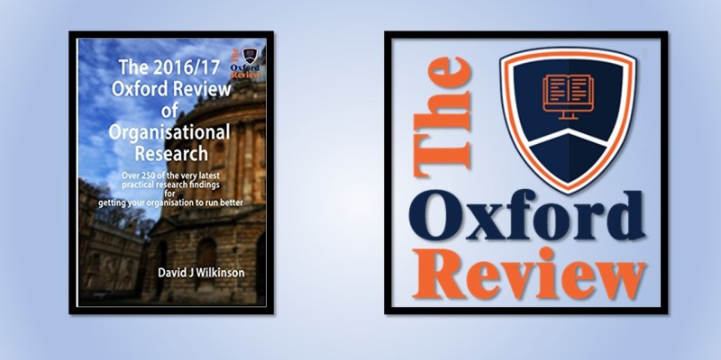 Annual Oxford Review