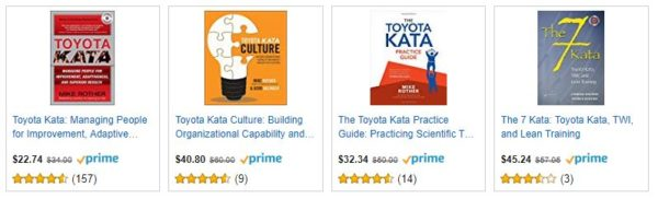 Recommended Kata Books