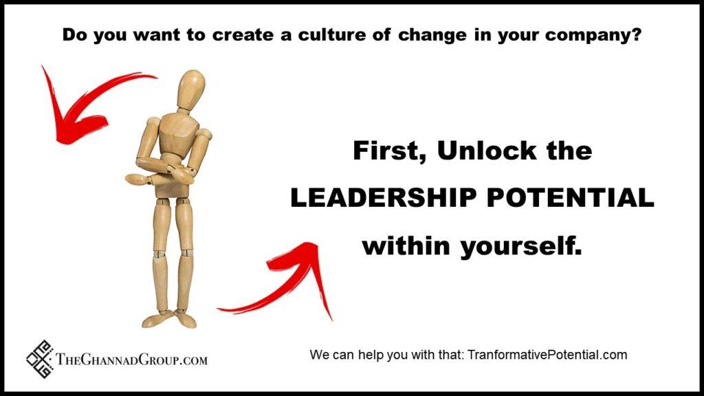 Unlock You Potential